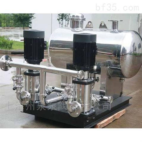 州泉 XGW-8-64-2无负压变频供水设备
