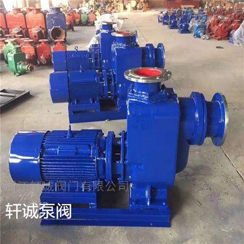 ZSW型双自吸排污泵