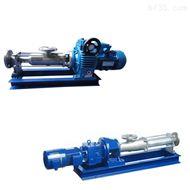 G型不锈钢小型螺杆泵小型加药螺杆泵