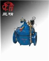 水利控制阀:多功能水泵控制阀