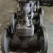 J41H鍛鋼法蘭端截止閥