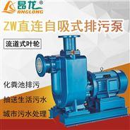 耐腐蝕自吸式潛污泵 380v臥式自吸排污泵