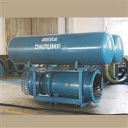 大流量浮筒式简易型潜水轴流泵厂家