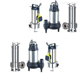 WQ耐高温不锈钢潜水排污泵