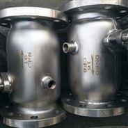 BQ41F二段式保温球阀