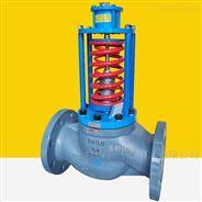 自力式压力调节阀控制蒸汽储气罐用