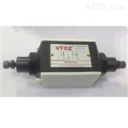 意大利VTOZ叠加式单向节流阀