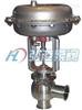 ZTRS(ZRS-10K) 气动卫生型调节阀