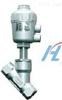KST-5全不锈钢内螺纹气动角座阀