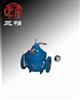 100X水利控制阀:遥控浮球阀